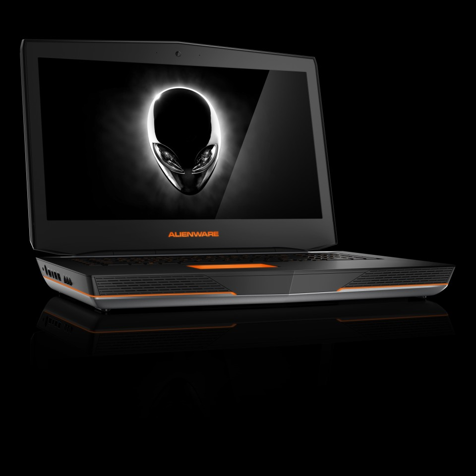 how to build an alienware laptop
