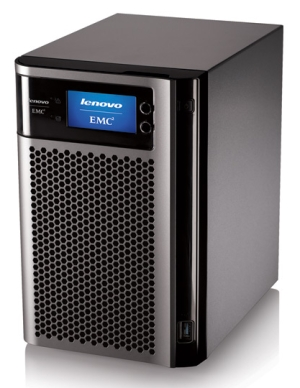 LenovoEMC™ px6-300d Network Storage Pro Series, 12TB (6HD X 2TB) EMEA