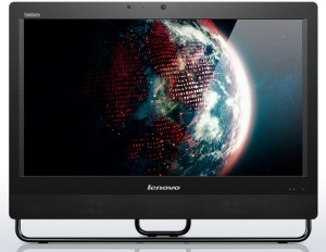 Lenovo ThinkCentre M93z All-in-One Desktop: ALL-IN-ONE COMPUTING FOR LARGE ENTERPRISE