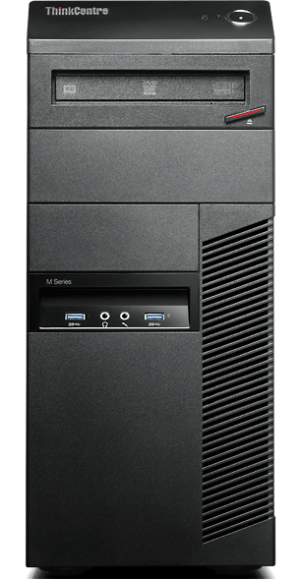 Lenovo ThinkCentre M83 Mini Tower Desktop: POWERFUL FEATURES, RELIABLE STABILITY.