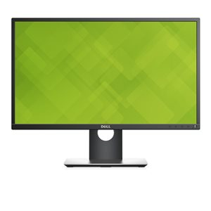 Dell 24 Monitor | P2417H: More productive than ever.