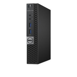 Dell OptiPlex 7040 Micro PC: Scaled down. Powered up.