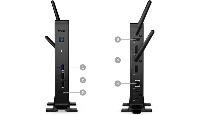 Dell Wyse 3030 Thin Client - D57GX
