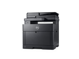 Dell Color Smart Multifunction Printer - S2825cdn: Collaborate effectively and accomplish more with ease.