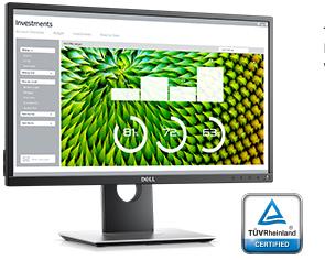 Dell 23 Monitor P2317H: Jetzt produktiver als je zuvor.