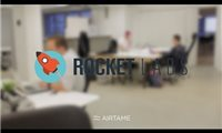 slide {0} of {1},show larger image, How Rocket Labs uses AIRTAME to boost productivity