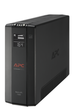APC by Schneider Electric Back-UPS BX Compact BX1500M
