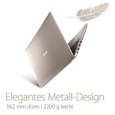 Elegantes Slim-Design, hohe Mobilität