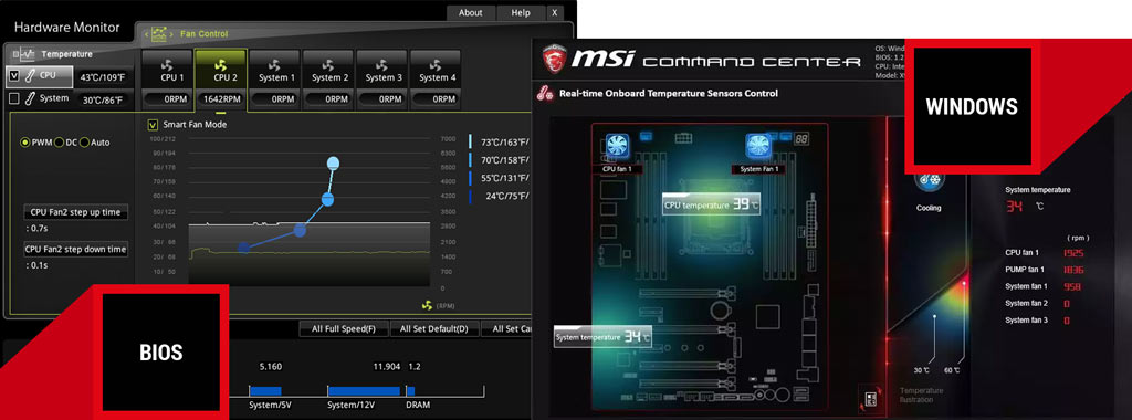 B350 GAMING PRO CARBON - EXCEPTIONAL BY DESIGN