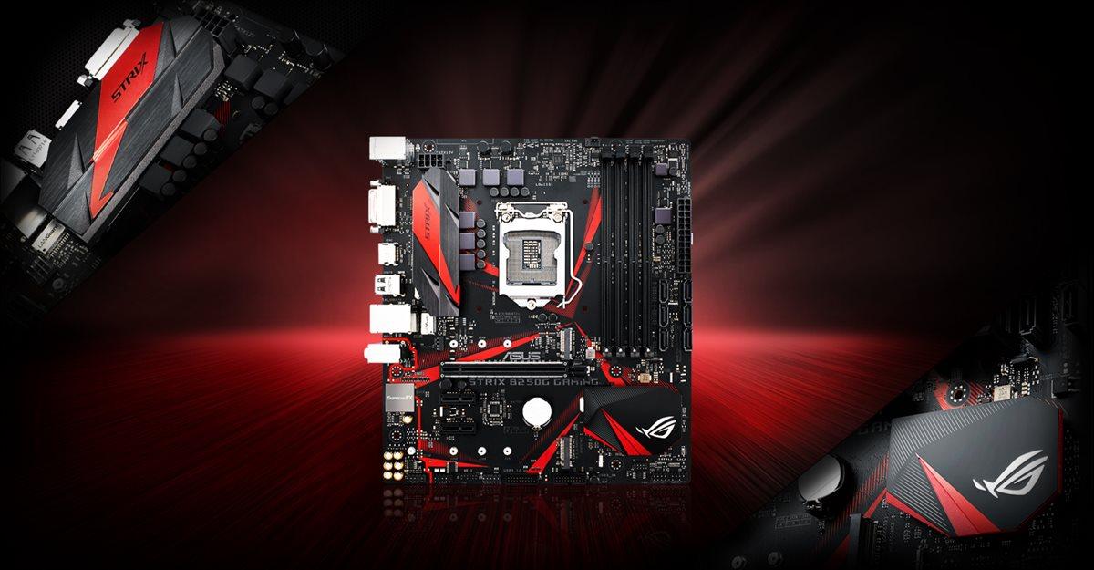 ASUS ROG STRIX B250G Gaming Mainboard