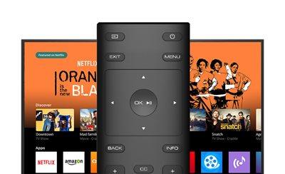 SmartCast TV℠ Remote.