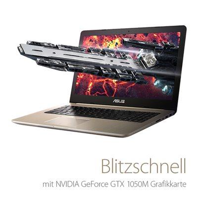 NVIDIA GeForce Gaming-Grafik