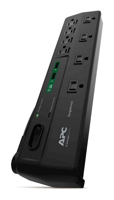 APC by Schneider Electric P8U2 SurgeArrest