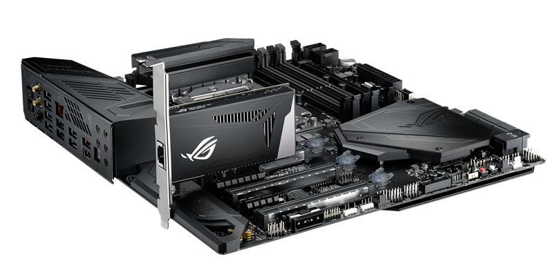 ASUS ROG Zenith Extreme Gaming Mainboard