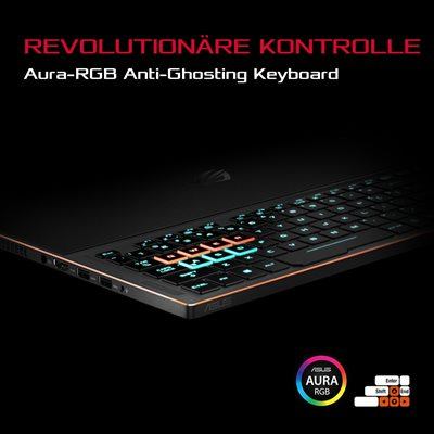 Aura-RGB Anti-Ghosting Keyboard