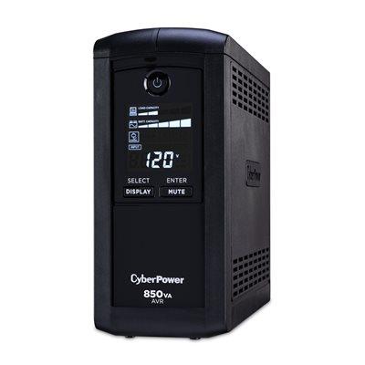 Battery Backup & Surge Protection<sup>1</sup>