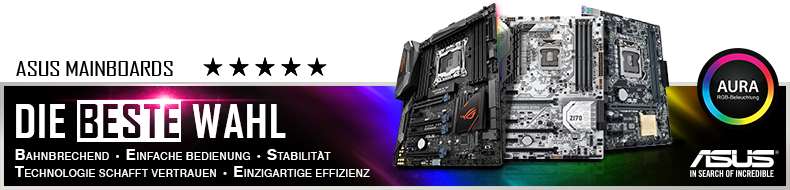 ASUS PRIME X299-DELUXE Mainboard