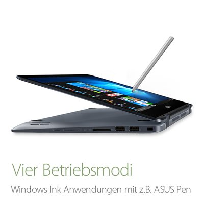 Stylus-Support für Windows Ink