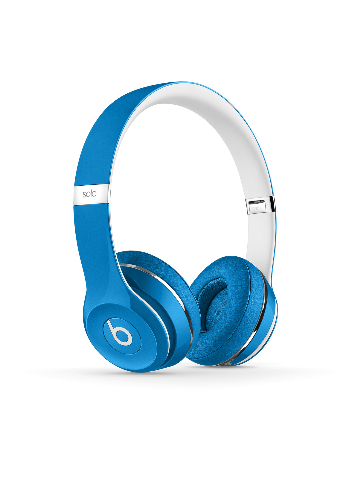 Buy Beats by Dre Solo 2 On-Ear Headphones Luxe Edition - Blue ...
