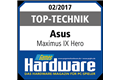 slide 1 of 5,show larger image, asus rog maximus ix hero