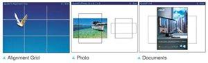 QuickFit Virtual Scale für eine naturgetreue Bildschirmdarstellung (zum Patent angemeldet)