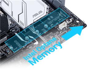 Intel Optane Speicherunterstützung
