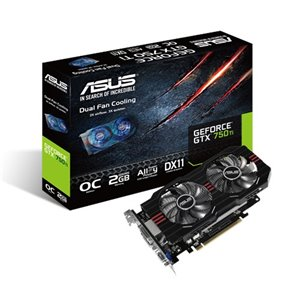 ASUS GeForce® GTX 750 TI Power