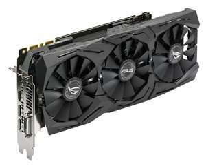 ASUS ROG Strix GeForce® GTX 1080 Ti 11GB Gaming Grafikkarte