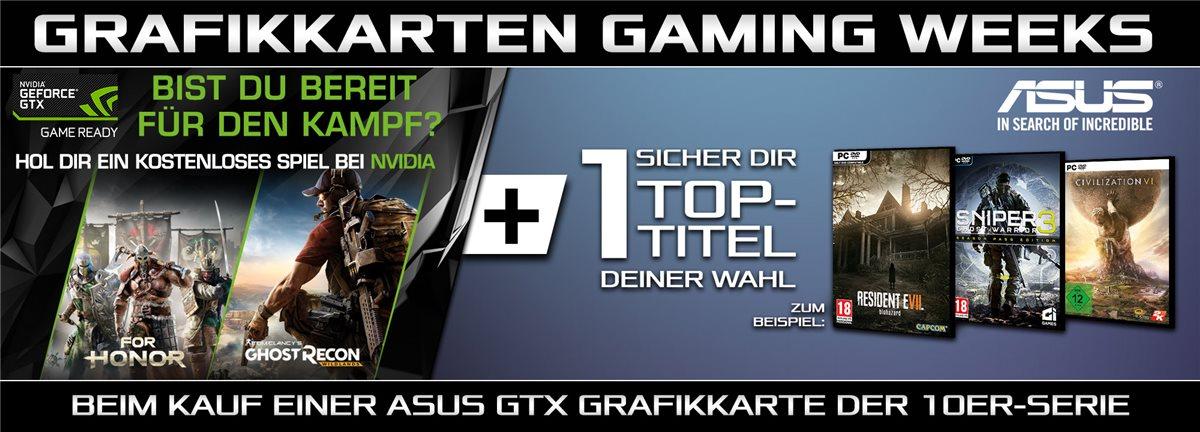 ASUS DUAL GeForce® GTX1070 O8G