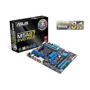 AMD® 970-Plattform mit Windows® 8-Unterstützung und Digital-Power-Design für Prozessor und Arbeitsspeicher für eine Leistungssteigerung um 100%