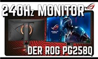 slide 1 of 3,show larger image, asus rog swift pg258q gaming monitor