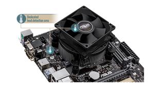 Ultimative Kühlung und minimale Geräuschentwicklung mit Fan Xpert