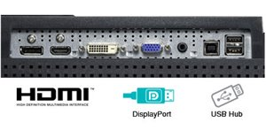 Multimedia-Erlebnis dank erweiterter Konnektivität und integrierter Stereo-Lautsprecher