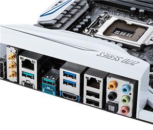Thunderbolt 3, USB 3.1, und bis zu 36 W Leistung beim Aufladen