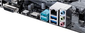 10Gb/s mit integrierten USB 3.1 Anschlüssen