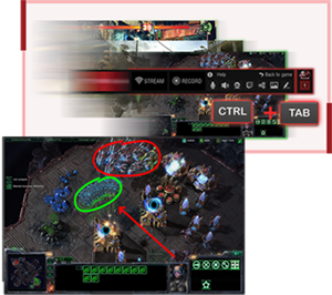 XSplit Gamecaster: Gameplay aufzeichnen oder direkt streamen