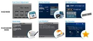Das neue UEFI BIOS