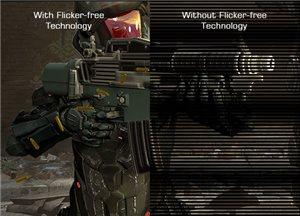 Flicker-Free-Technologie