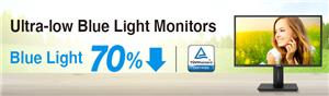 Asus EyeCare Technologie und Blaulichtfilter