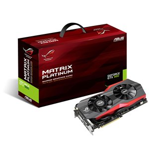 ASUS MATRIX-GTX980-P-4GD5