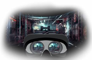 Mehr als bereit für VR