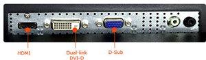 Mehr Anschlüsse und integrierte Stereo-Lautsprecher für ein großartiges Multimedia-Erlebnis