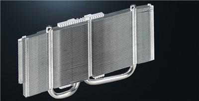 DirectCU-II-Technologiemit Direct-GPU Contact Heatpipes