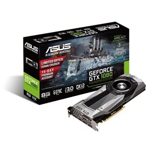 ASUS GeForce® GTX1080 8G