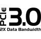 PCI ExpressT 3.0-Unterstützung