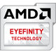 AMD® Eyefinity-Technologie