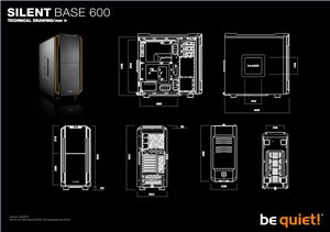 SILENT BASE 600