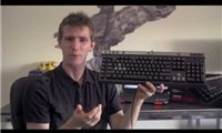 Linus Tech Quickie: Corsair Raptor K30 Gaming Keyboard