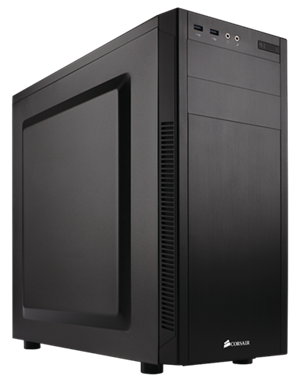 Carbide Series 100R Silent Edition Mid-Tower-Gehäuse