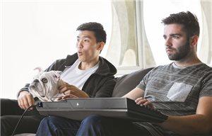 Wohnzimmer-Gaming ohne Kompromisse
